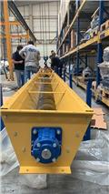 Constmach Horizontal Mobile Cement Storage Silo, 2020, Concrete Batching Plants