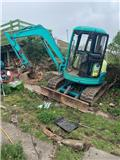 Yanmar Vio 40, 1998, Mini excavators < 7t (Mini diggers)