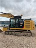 Caterpillar 320 E, 2013, Crawler excavators