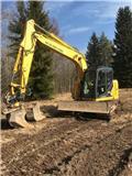 New Holland Kobelco E140, E140CSR, E 140 C SR, 2014, Crawler excavators