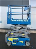 Genie GS 1530, 2016, Saksilavat
