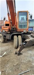 Daewoo Solar 210 W、2004、旋轉式挖土機(掘鑿機,挖掘機)