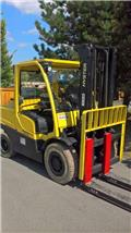 Hyster H 5.0 FT, 2009, Gas Stapler