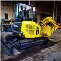 Komatsu PC55MR, 2015, Mini Excavators <7t (Mini Diggers)