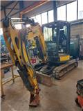 Yanmar Vio 38, 2018, Mini Excavators <7t (Mini Diggers)