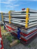 Monterbar container förråd 2,25 x 2,2 x 2,2 m, 2020, Förrådscontainers