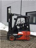 Linde E14, 2016, Electric forklift trucks
