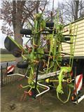 Claas Volto 1100, 2015, Rakes and tedders