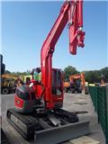 Yanmar Vio 80-1, 2018, Mini excavators  7t - 12t