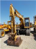 Eder 805B, 1993, Wheeled Excavators