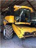 New Holland CX 8060, 2008, Cosechadoras combinadas