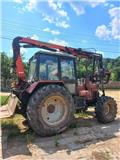 MTZ 820.2, 2006, Tractores forestales