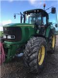 John Deere 6920 TLS, 2003, Tractores