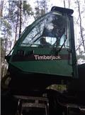 Timberjack 1270D، 2004، حصادات