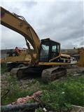 Caterpillar 325 B, Roomikekskavaatorid