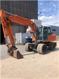 Fiat-Hitachi 130W-3, 1997, Wheeled excavators