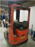 Rocla TEF 14, 1998, Reach trucks