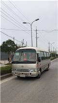 Toyota Coaster, 2017, Intercity buses