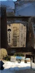 Carraro 26.43 M, 2009, Rovokopači