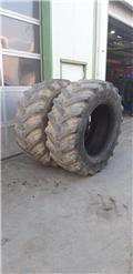 Alliance A 342 Forestar, Neumáticos, ruedas y llantas