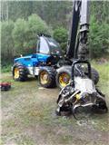 Rottne H20 6WD, 2007, Betakarítók