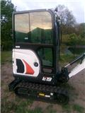 Bobcat E 19, 2019, Mini excavators < 7t (Mini diggers)