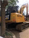 Caterpillar 349 EL, Crawler excavators
