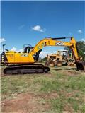 JCB JS 200 LC, 2016, Excavadoras sobre orugas