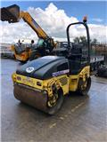 Bomag BW 120 AD-4, 2004, Twin drum rollers