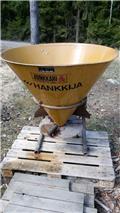 Junkkari Apulantaviska MYYDÄÄN HUUTOKAUPALLA / IN AUCTION, Mineral spreaders