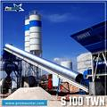 PROMAX STATIONARY CONCRETE BATCHING PLANT S100-TWN, 2020, Menginstallaties
