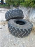 Michelin XHA2, Opony, koła i felgi
