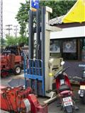 Crown 1, 2000, Pedestrian stacker