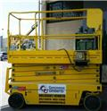 Iteco IT 10122, 2006, Scissor Lifts