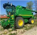John Deere 660, 2014, Combine Harvesters