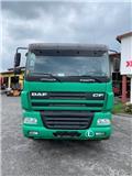 DAF 85-430, 2005, Kamioni sa kranom