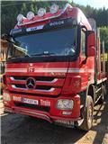 Mercedes-Benz Actros, 2013, Tovornjaki za hlode
