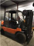 Toyota 7 FB MF 50, 2003, Electric forklift trucks