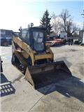 Caterpillar 257 B 2, 2006, Skid Steer Loaders