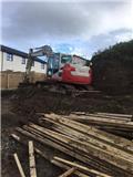 Takeuchi TB2150R, 2017, Excavadoras sobre orugas