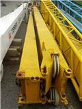 Terex Demag Jib AC 40 / Klappspitze AC 40, Krandele og udstyr