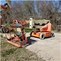 JLG E 400 AJPN, 2010, Articulated boom lifts