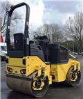 Bomag BW 120 AD-5, 2014, Twin drum rollers