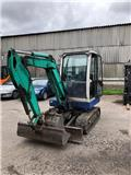 IHI 28 N 2, 2007, Mini excavators < 7t (Mini diggers)