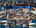 Deutz-Fahr Agrotron,  K, 80, 85, 90, 100, 105, Трансмиссии
