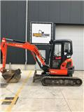 Kubota U 35-3, 2016, Mini Excavators <7t (Mini Diggers)