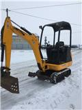 JCB 8016, 2015, Mini excavators < 7t (Mini diggers)