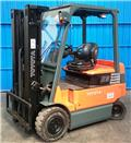 Toyota 7 FB MF 25, 2007, Electric forklift trucks