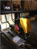 JCB FP1030W, Placas compactadoras