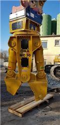 OSA MC40 36-50t | Abbruchschere، 2020، قطاعات